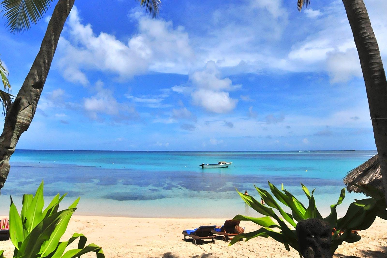 blue lagoon beach resort island travel network. Black Bedroom Furniture Sets. Home Design Ideas