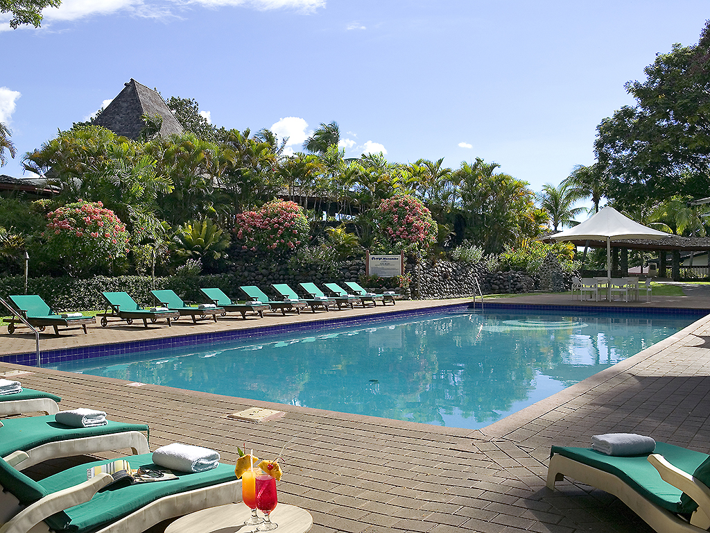The MOCAMBO Hotel Fiji managed by Novotel- 3600